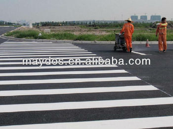 Better Paint,Better Projects!!!Maydos Hot Melt Thermoplastic Road Line Drawing Traffic Paintings(China Roadline Paintings)