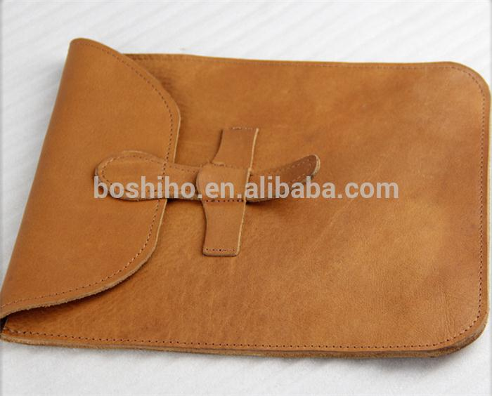Boshiho Genuine Leather Case for iPad