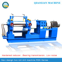 double rollers type open mixing mill /rubber mixing mill