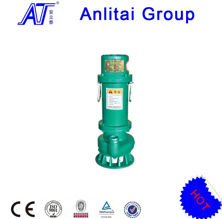 BQS 2.2KW Flame-proof Sewage & Desilting Submersible Pump For Mine
