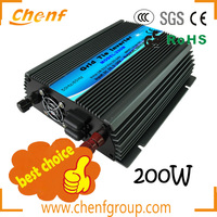 200w High efficiency power jack grid tie inverter // Wind grid tie inverter 200W 300w