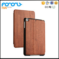 Thin breathable For iPad Case 2 Folios Leather Smart Cover for Apple iPad mini 1/2/3 with Built-in Stand