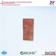 custom metal fabrication copper angle iron and copper strip