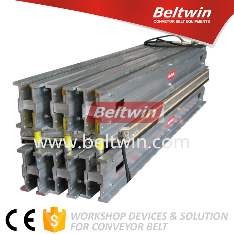 Beltwin Rubber Belt water coold heating vulcanizing solution