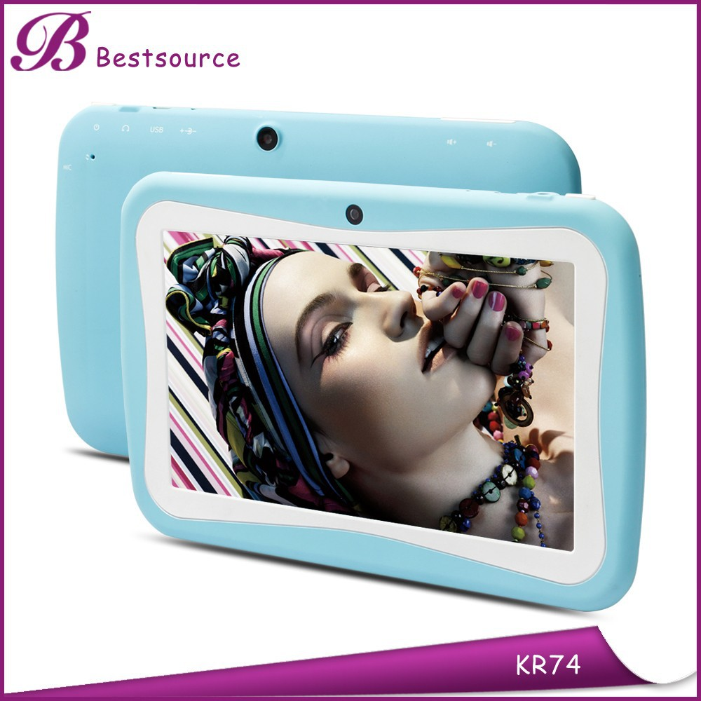 Most Cheapest 7'' memory 1G+8G Kids Dual core Tablet PC