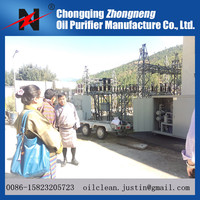 Transformer Oil Filtration System/Vacuum Oil Degassing Unit/Insulating Oil Dehydration ZYD-ST-50
