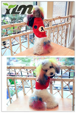 Cartoon Network Sell Adorable Puppy Dog Style Section Of Autumn And Winter Clothes Teddy Small Dog Mounted Clothes