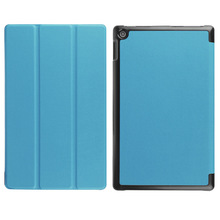 Ultra Slim Magnetic PU Leather Case for Amazon Kindle Fire HD 10 HD10 2015 Protective Cover
