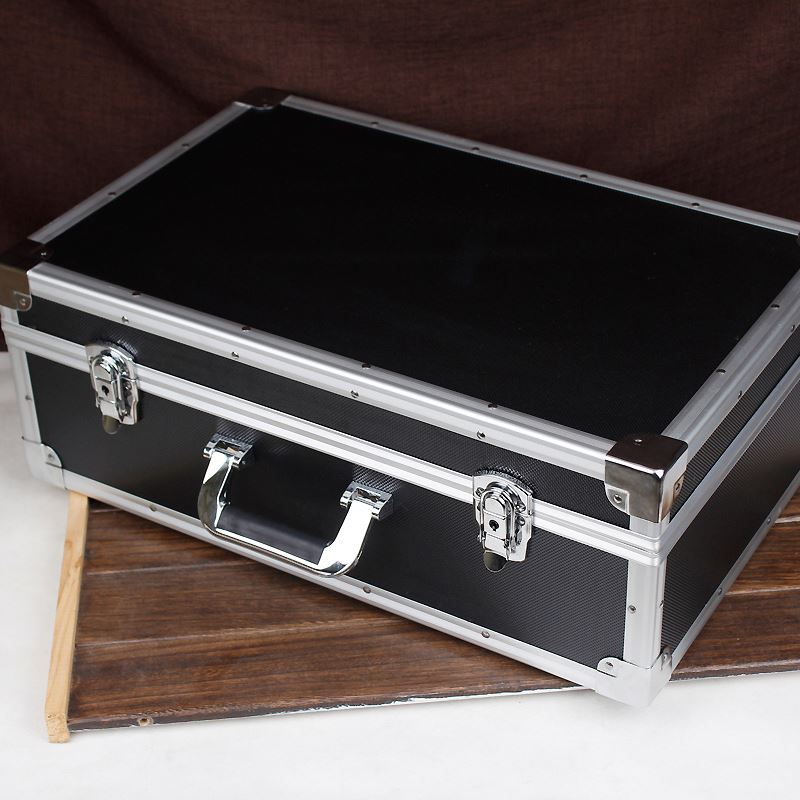 Custom Made Aluminium Hand Case for Musical Instruments