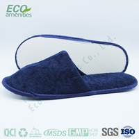 New Arrival Wholesale airplane shaped slipper is hotel slipper