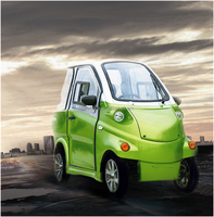 2 seats smart electric vehicle