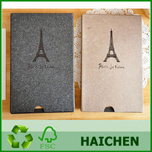 Kraft paper photo album/vintage cardboard photo album/