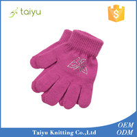 2016 New Brand Knit Gloves Wholesale With Factory Price