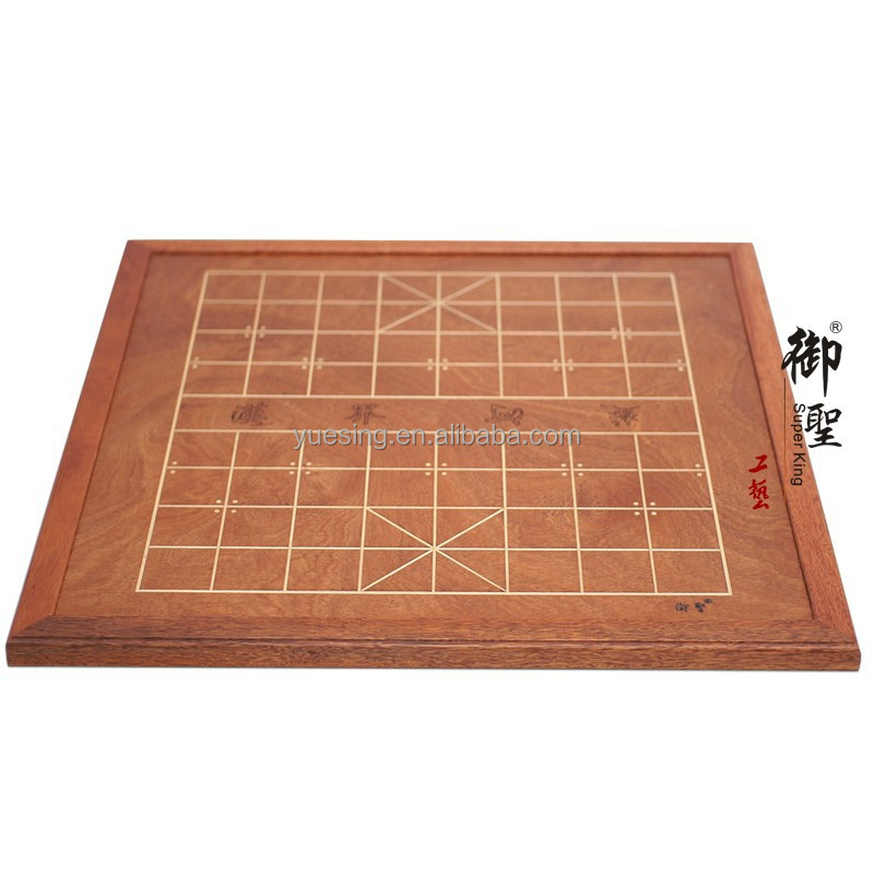 War Game&Chinese Chess Board with Molded Edge