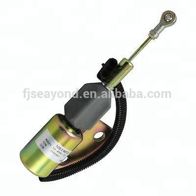 Seayond Fuel Injector Solenoid Fuel Shutdown Solenoid SA-4941-12 3991167 3964627 For Diesel <strong>Engine</strong>