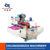 CKD-1-800 Single Shaft ceramic tiles continuous cutting machine/floor tiles one sub-2 and two sub-four/mosaic cutting equipments