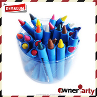 Popular Colors Water soluble Bath Crayons