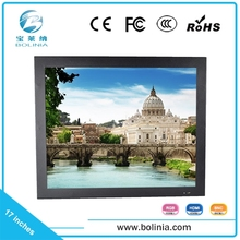 Hot sell delicate multicolor cheap LCD monitor with HDMI for professional design