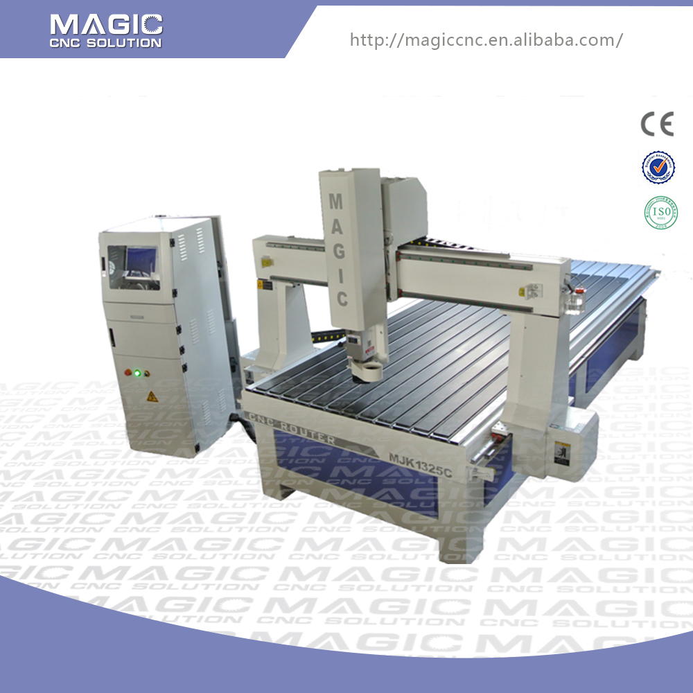 High precision steady working 3g cnc router machine