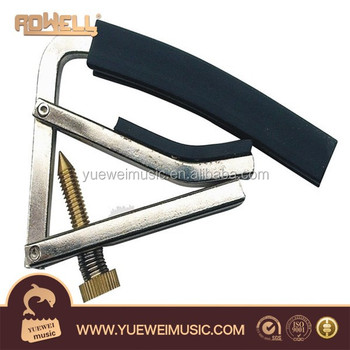 Foldable Guitar Capo musical instrument accessory