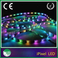 DC 5V addressable rgb led strip 32leds per meter with ws2801