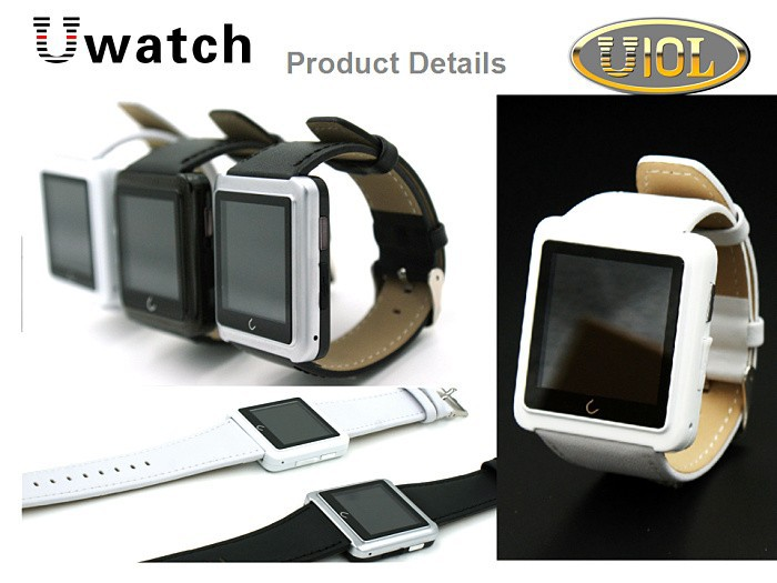 2015 hot sell <strong>u10</strong> smart watch with pedometer smart phone watch U10L
