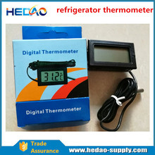 Black Cheapest Digital Thermometer freezer HT-1