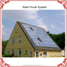 Factory supply high quality 10kw complete mini home solar power system special offer hot sale in China