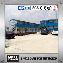 WELLCAMP New Design Economic Modular Homes For Labour Camp