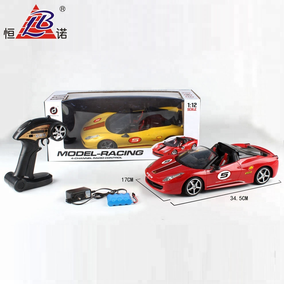 <strong>1</strong>:12 RC Car Toy For Kids Firelap Mini-<strong>z</strong> RC Car Parts With Batteries
