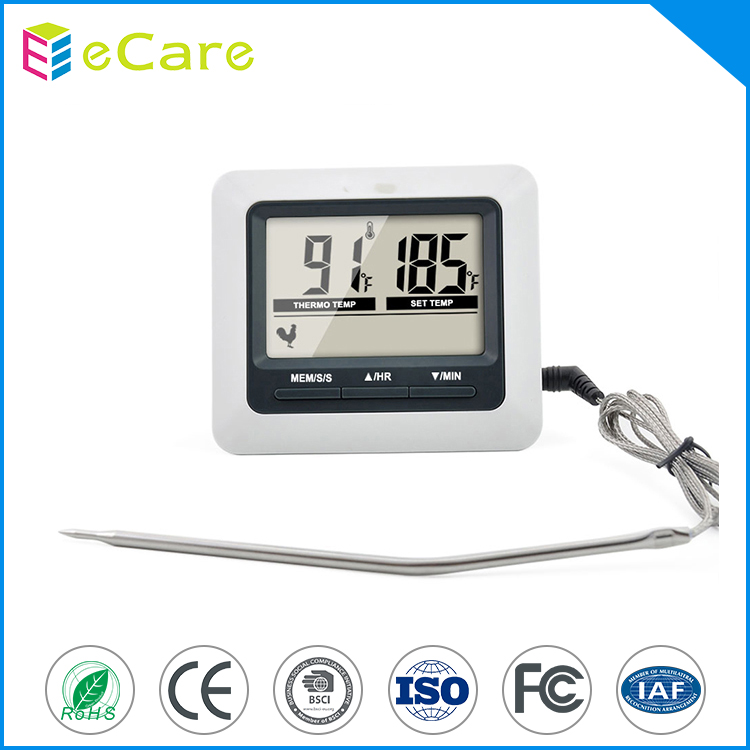Meat food type cooking chicken thermometer