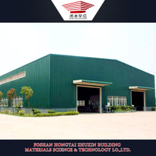 Foshan Steel Warehouse Prefab Steel Warehouse