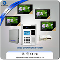 UTP Cable Apartment Video Door Phone