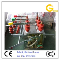 11kV Medium high Voltage 3 PhasesVacuum Circuit Breaker