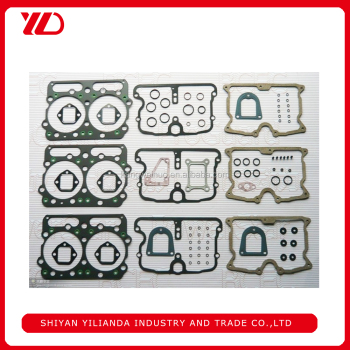 NT855 diesel engine repair gasket kit 3803040