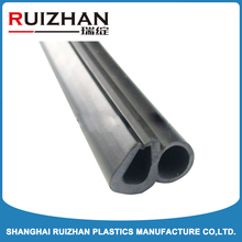 plastic rubber glass edge guard for sheet metal seal strip