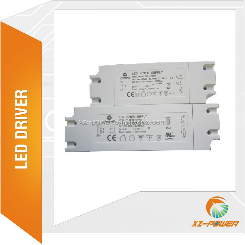 XZ-CI45B High PFC 0.9 100-277V input dimmable led driver 70w good quality