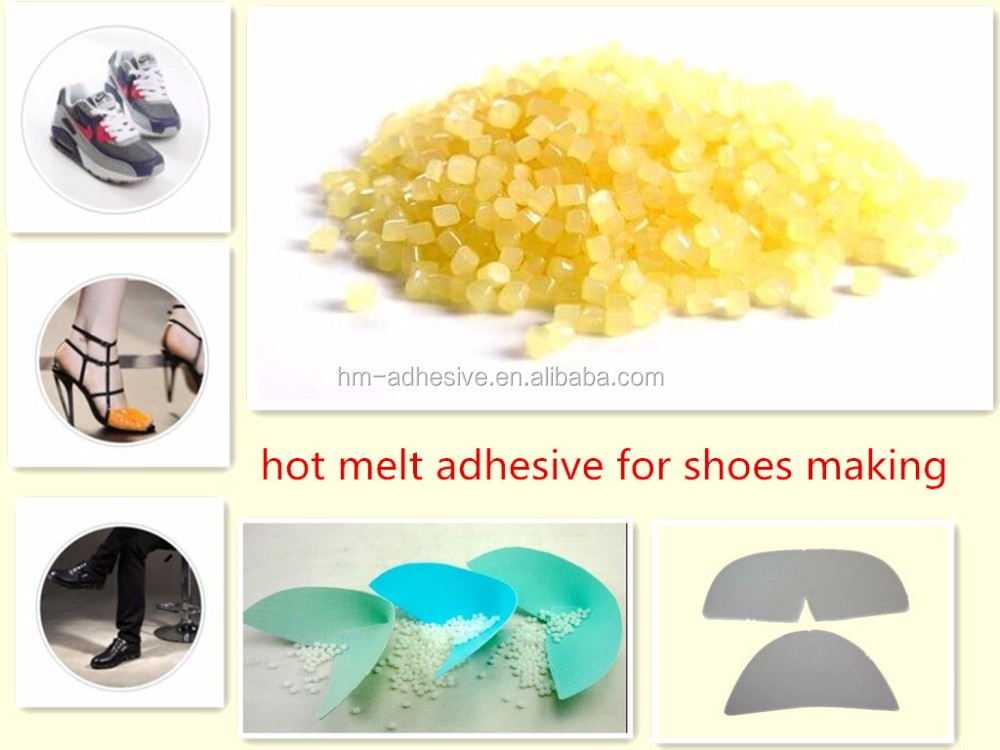 hot melt glue for leather shoes