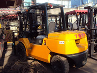 USED TOYOTA 5ton forklift,used toyota forklift 5ton FD50, japanese forklift toyota 5 ton