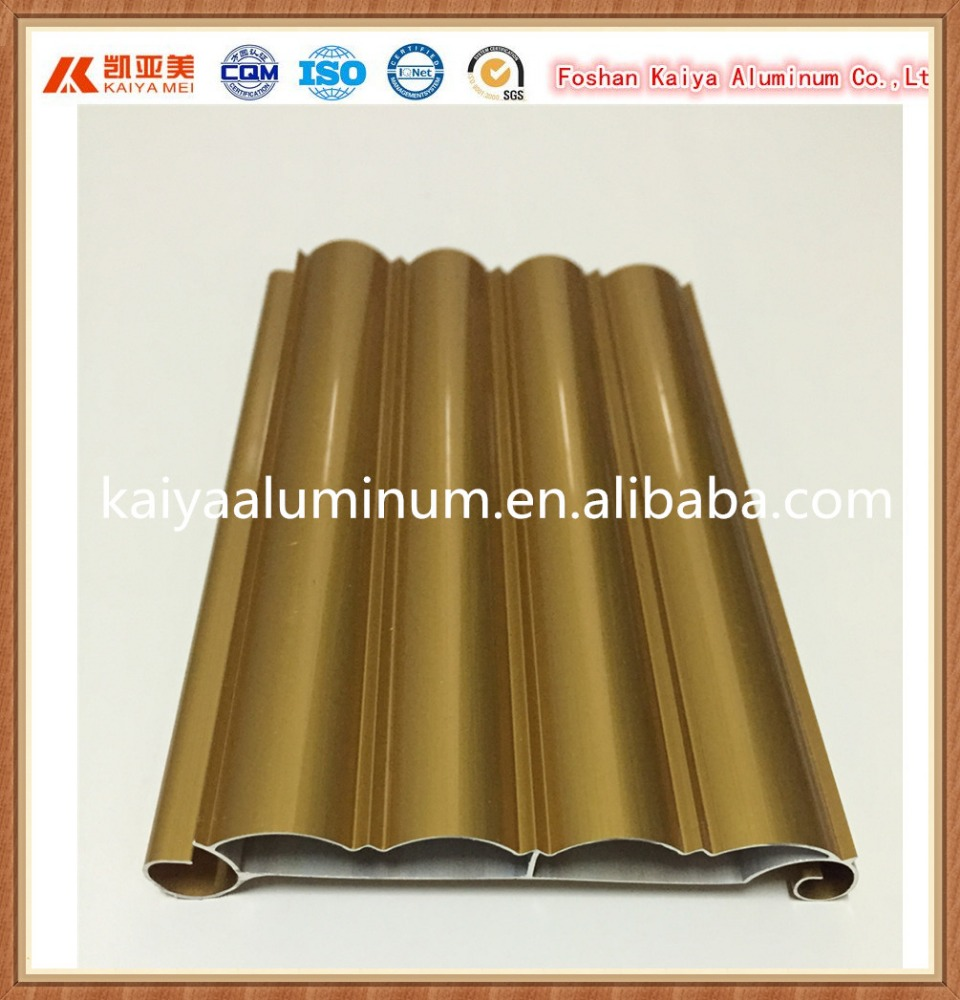 Aluminum Rolling Door Accessories Part Profile