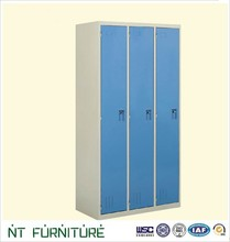 China Furniture Supplier 3 Door Steel Locker Metal Locker for Army