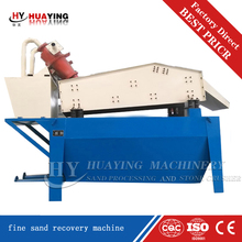 Advanced high efficiency fine sand recycling machine price