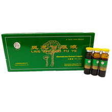 Oral Liquid Dosage Form and Herbal Supplements Type ganoderma&ginseng extract liquid