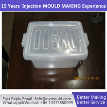tool case clothes toys container box mould plastic injection mold