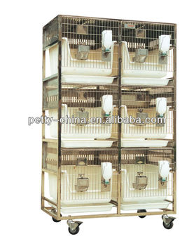 SPF Rabbit Cage and rack
