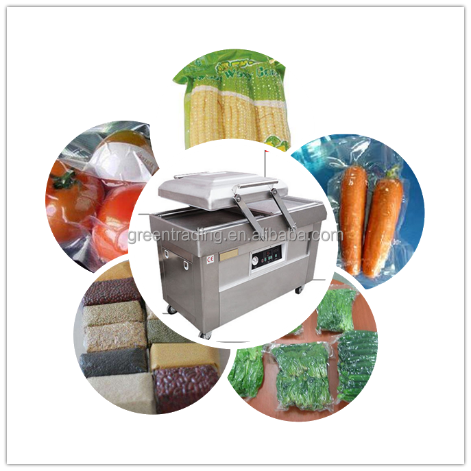 Vacuum Packing Machine Type and Food Application food vacuum packaging machine