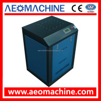 25HP Oil Lubricated Screw Air Compressor with Air Receiver Tank and Refrigerated Air Dryer for Sale