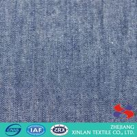 TOP SALE OEM design twill spandex denim fabric directly sale