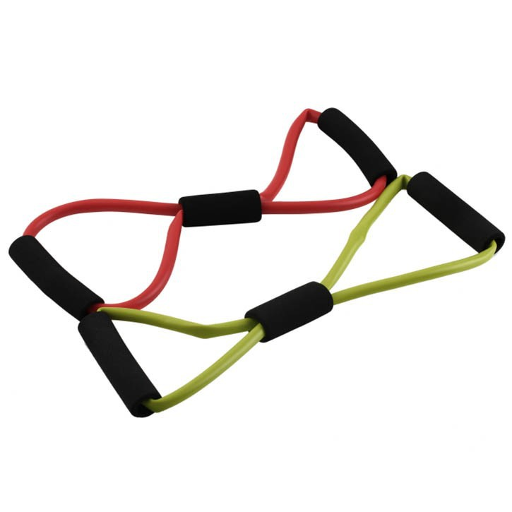 Yoga Resistance Band Set Tube Stretch Body Fitness Muscle Workout Custom Resistance Exercise Band