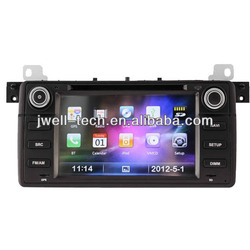 In car entertainment navigation system for BMW E46 dvd